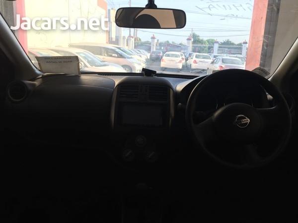 Nissan Latio 1,2L 2013-8
