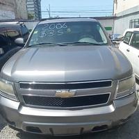 Chevrolet Avalanche 3,5L 2007