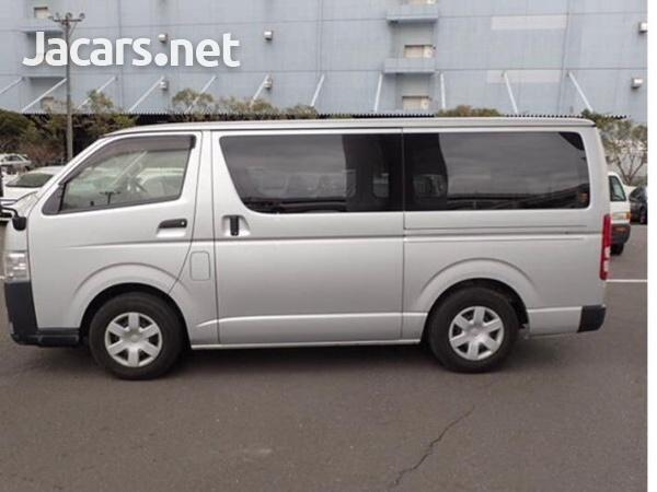 Toyota Hiace 2,5L 2014-2