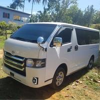 2014 Toyota regiusAce Bus