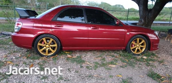 Subaru WRX 2,0L 2007-7