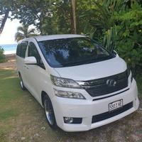 Toyota Vellfire 2,0L 2012