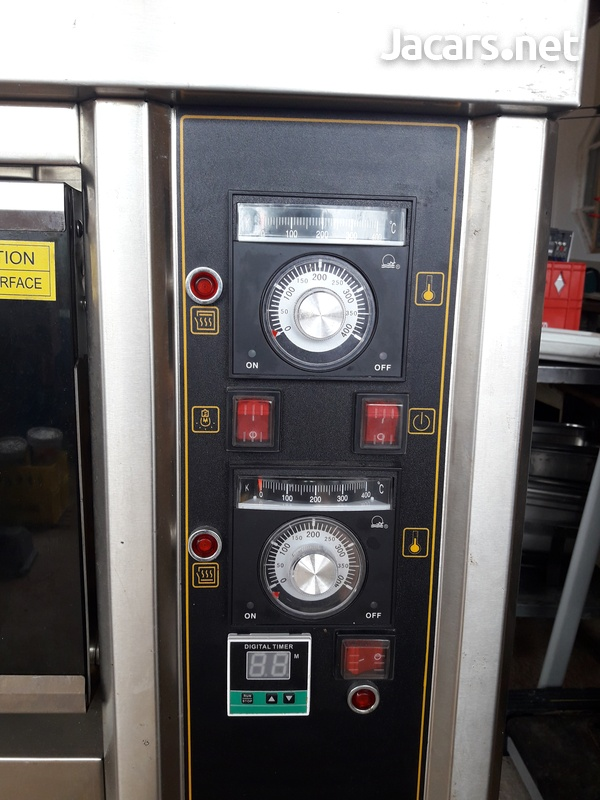 Commercial oven electric-2