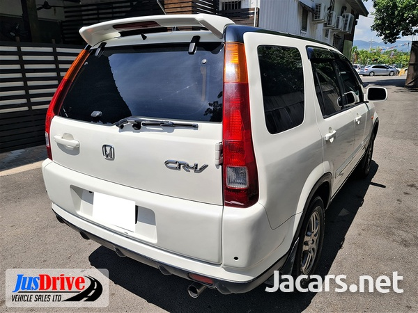 Honda CR-V 1,9L 2002-6
