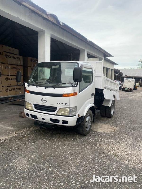 2002 Hino Dutro Tipper Truck-1