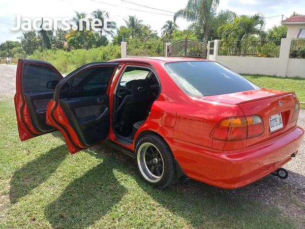 Honda Civic 1,5L 1999-9