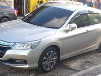 Honda Accord 2,4L 2013