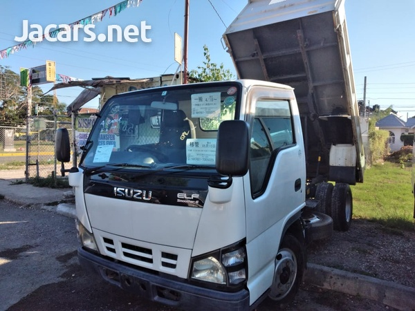 2005 Isuzu Elf Tipper Truck-2