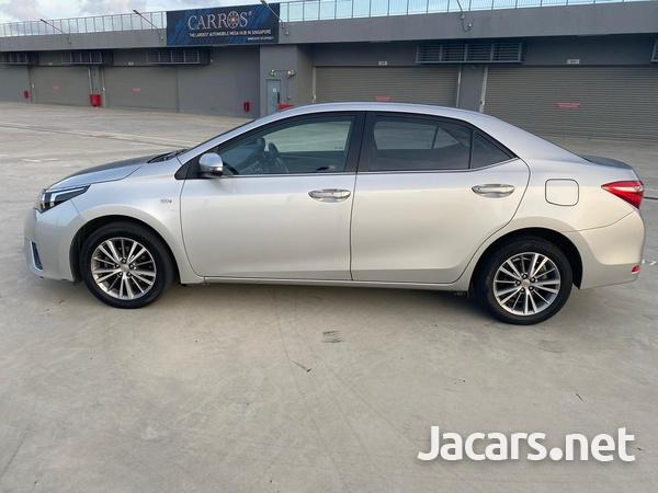 Toyota Corolla Altis 1,6L 2015-2