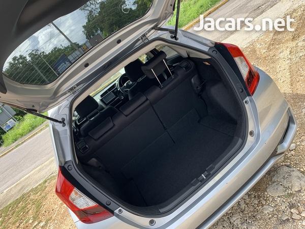 Honda Fit 1,3L 2019-12