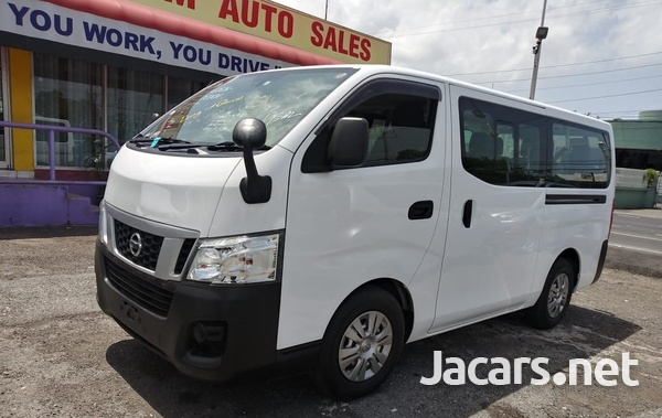 Nissan Caravan 2,3L 2015-3