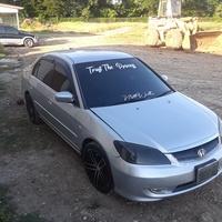 Honda Civic 1,7L 2004