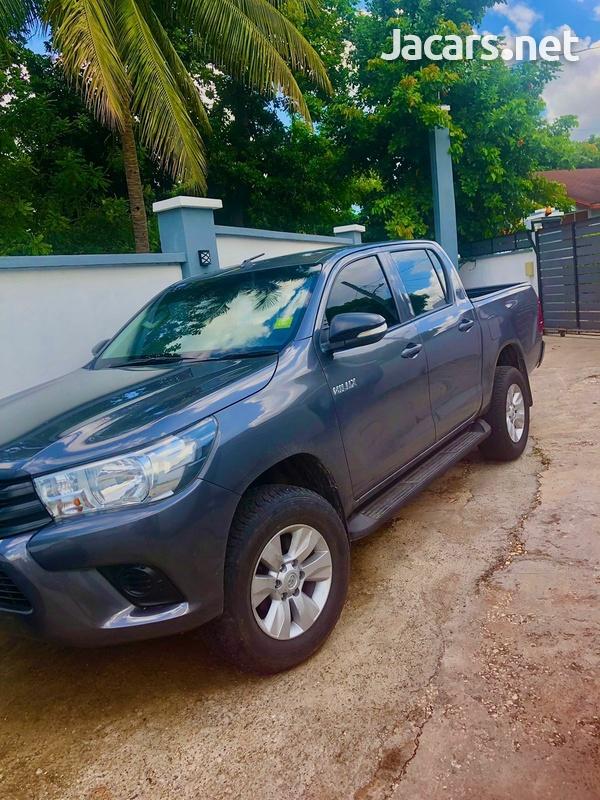 Toyota Hilux 3,0L 2017-6