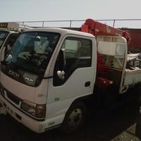 2004 Isuzu Elf Crane Truck