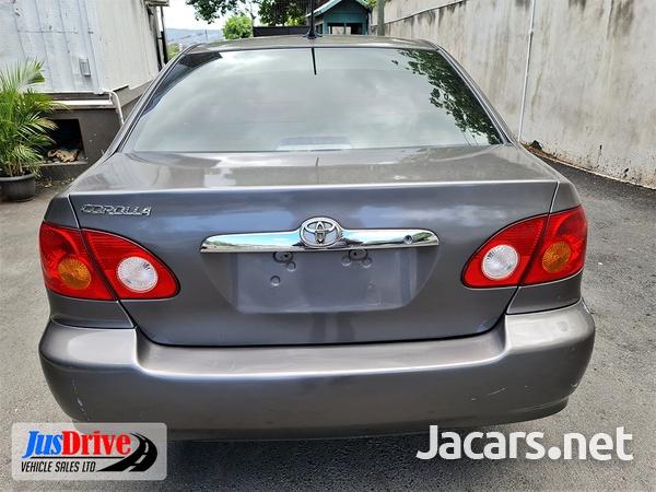 Toyota Corolla Altis 1,8L 2004-5