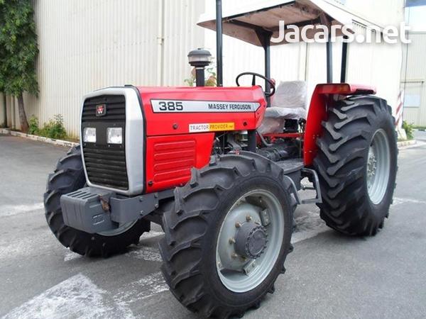 Brand New Model Massey Ferguson 385 4WD Tractors-1