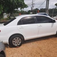 Toyota Axio 1,8L 2010