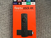 Unlocked FireTV Stick HD with Alexia
