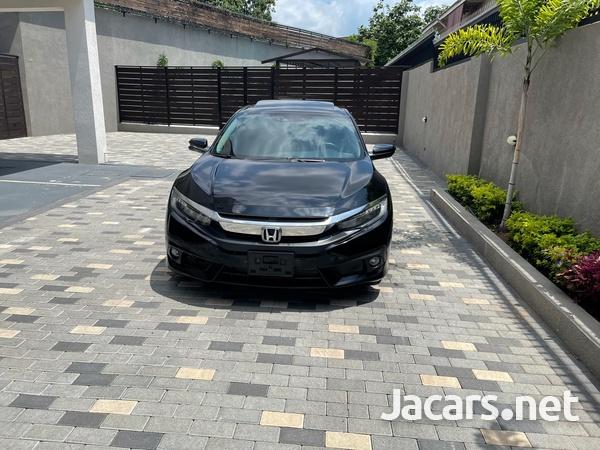 Honda Civic 1,5L 2017-11