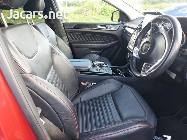 Mercedes-Benz GLE-Class 4,5L 2015-2