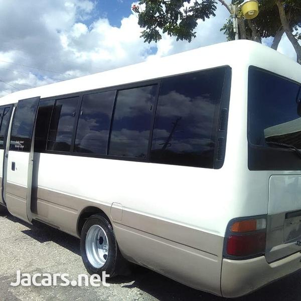 1998 Toyota Coaster Bus-3