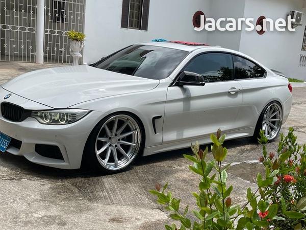 BMW 4-Series 3,0L 2015-1