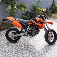 ktm supermotor 2005 660