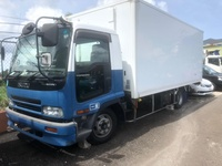 Isuzu Box Body Truck 5,2L 2005