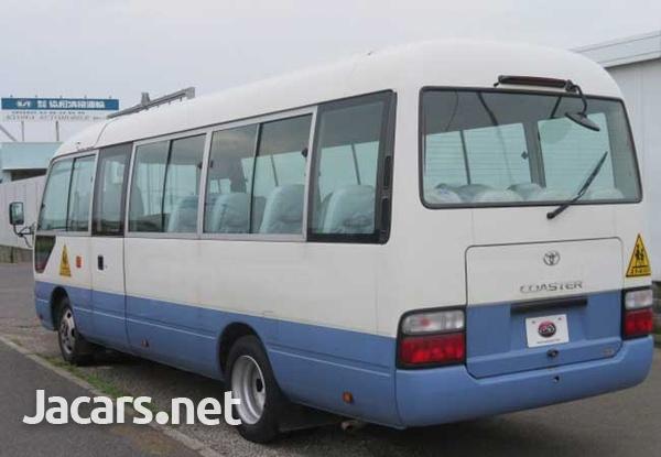 2011 Toyota Coaster Bus 4,0L-2