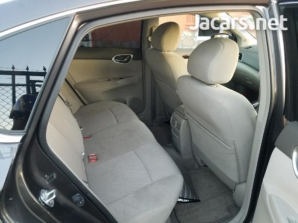 Nissan Sylphy 1,8L 2014-6