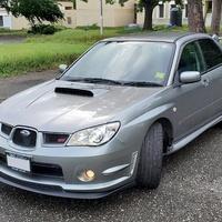 Subaru WRX STI 2,0L 2006