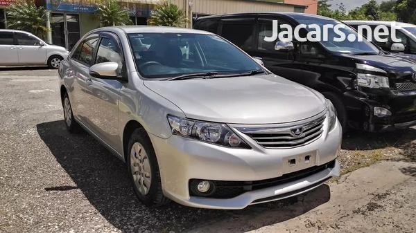 Toyota Allion 1,8L 2016-1