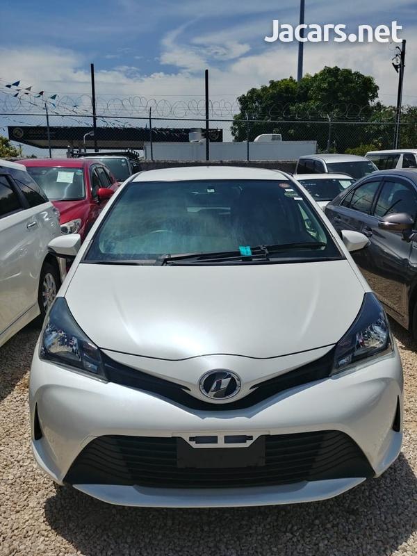 Toyota Vitz 1,0L 2014-2