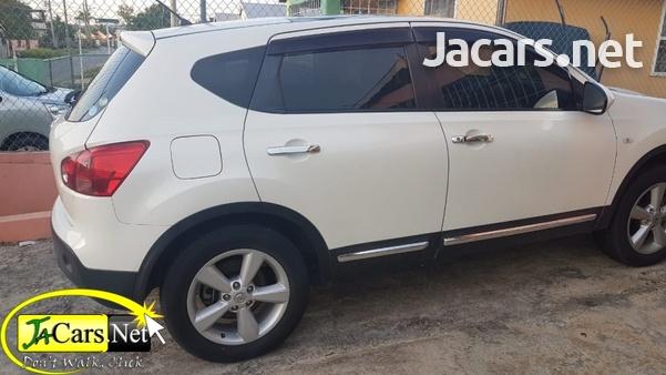 Nissan Dualis 2012-2