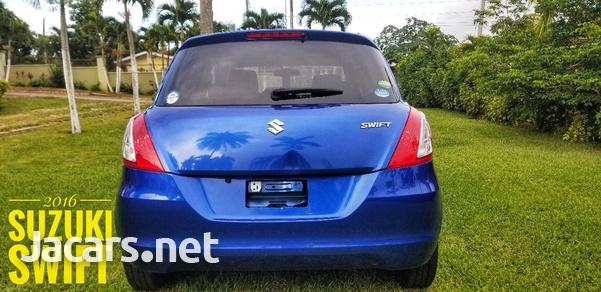 Suzuki Swift 1,2L 2016-7