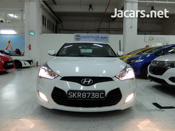 Hyundai Veloster 1,6L 2014-2