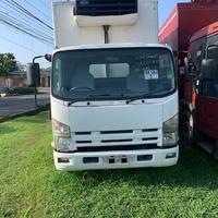 2009 Isuzu Box Body Truck