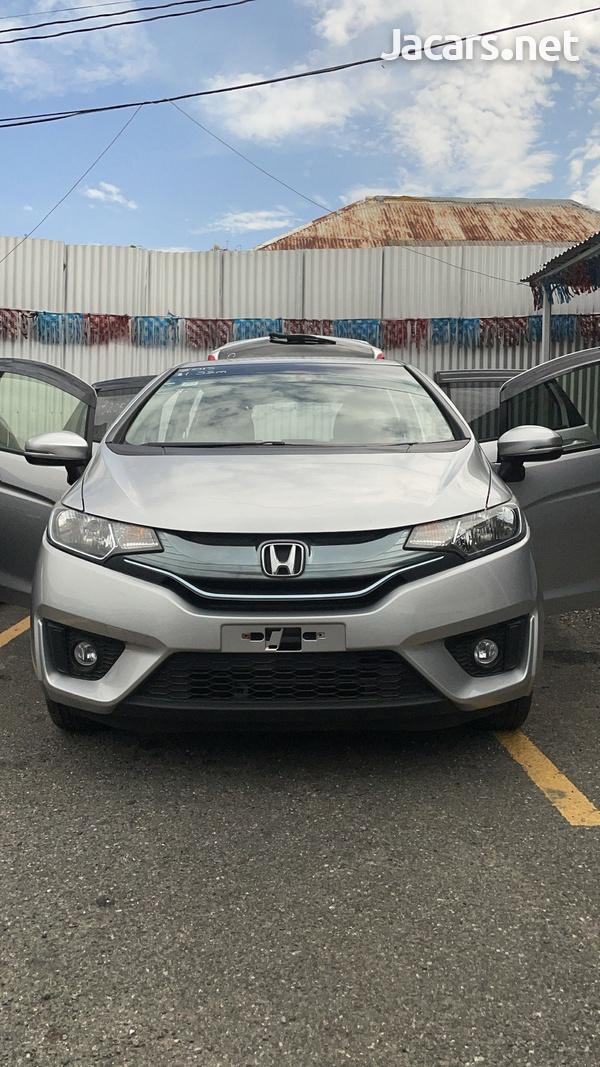 Honda Fit 1,5L 2015-12