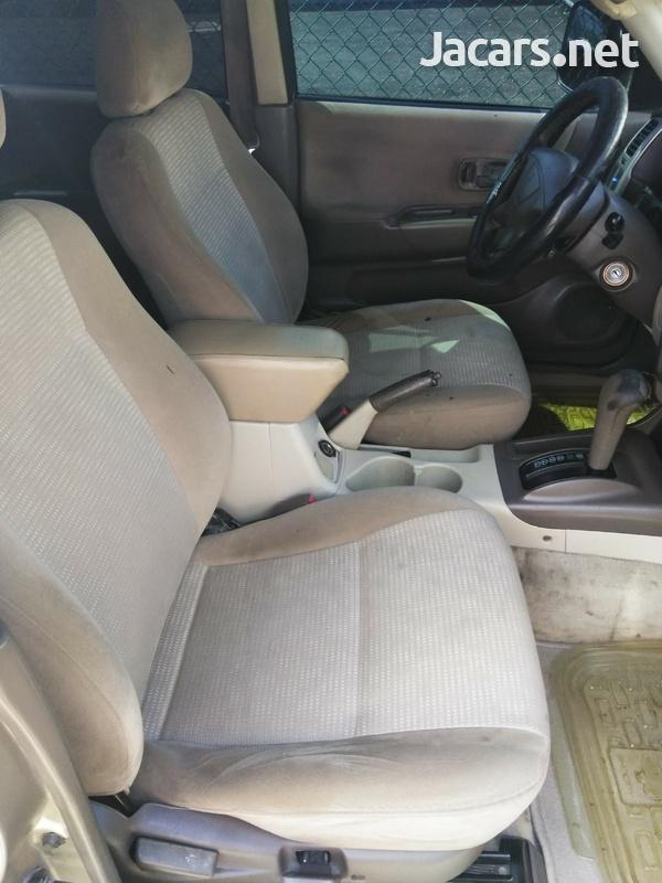 Mitsubishi Montero Sport 3,0L 2002-5