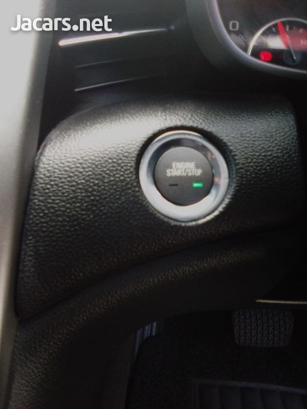 Chevrolet Malibu 2,0L 2015-6