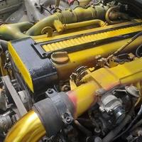 Complete 1JZ GTE Engine