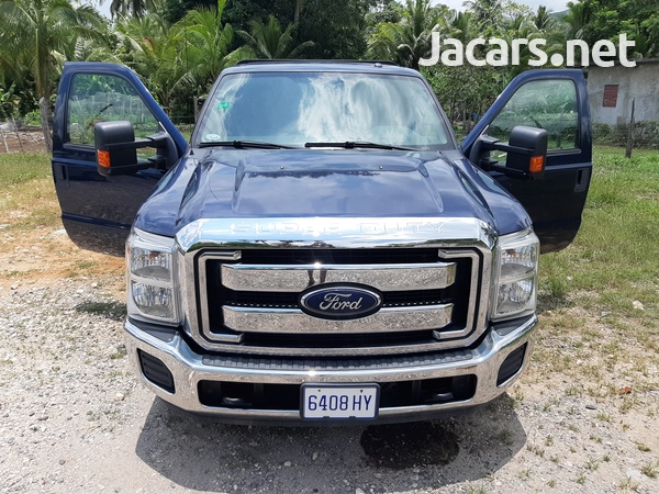 Ford F250 fully loaded-1