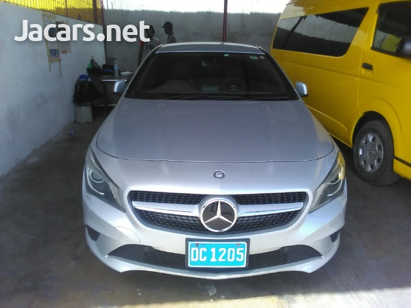 Mercedes-Benz CLA-Class 1,8L 2014-1