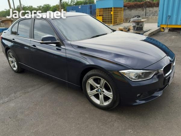 BMW 3-Series 1,9L 2013-9