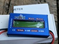 DC watt meter.