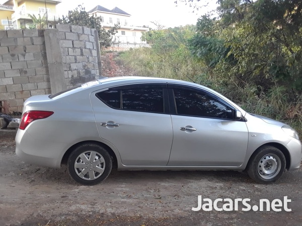 Nissan Latio 1,2L 2013-5