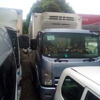 2009 Isuzu Forward 7 ton freezer Truck