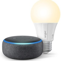 ECHO DOT 3RD GEN - SMART SPEAKER WITH ALEXA SENGLED BLUETOOTH BULB