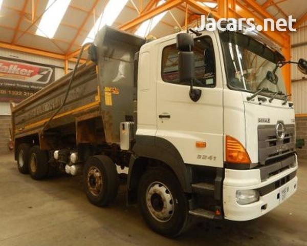 Hino Tipper Truck 2012-2