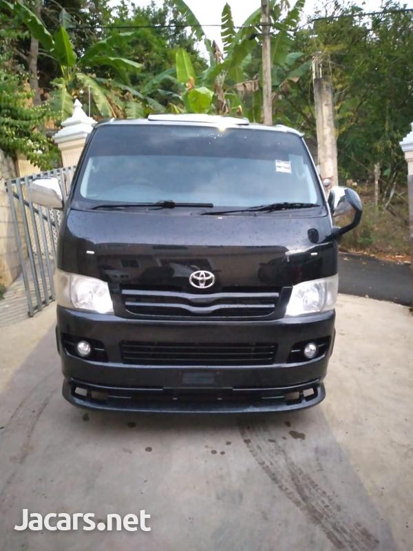 Toyota Hiace 2,5L 2009-1